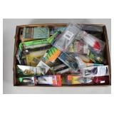 #169 Choice on Box Lots of Fishing