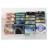 #205 Fishing Line lot incl. Sage, Cortland 444 Classic,
