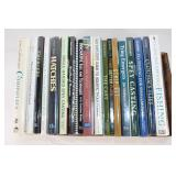 #226 Book Fishing Lot incl. Hatches, The Cast, Strip Set