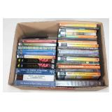 #241 Lot of DVDs on Fishing incl. New Fly Fishing Basics