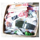 #245 Misc. Feathers, Fly Fishing bait furs, etc.