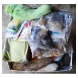 #242 Misc. Feathers, Fly Fishing bait furs, etc.