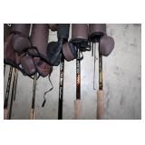 #193 Close up of Rods