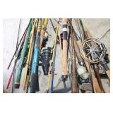 #201 reels, and ice fishing, etc.