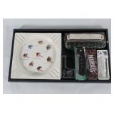 #145 Lure ash tray super Chromonica harmonica