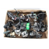 #150 Fishing Reel incl. Elect, 733 Zibco, Elect Graphite Reel