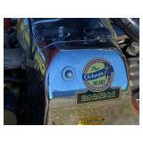 Cushman Engine Decal