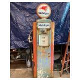 Mobil Gas , Gas Pump
