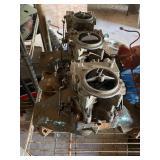 Tri Power Intake/Carb