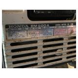 Honda EM600A