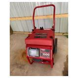Generac Wheelhouse 5500 Generator