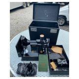 Singer Portable Sewing Machine 221-1