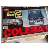 Coleman Duel Fuel Stove