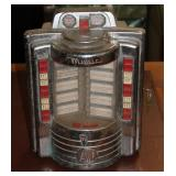 #2509 AMI 120 selection table top Juke box - coin op