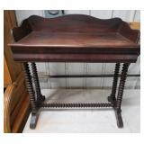 #2553 Mid 19th Century Lady's Writing Desk