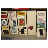 #2533 Bell System, Lucky Strike Cigars, Fire Department, etc.