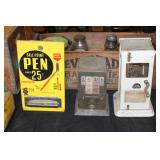 #2547-#2548 Pen and Stamp Dispensers