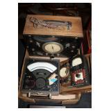 #2573 Supreme Signal Generator Model 189, Singer Millimeter Gauge, etc.