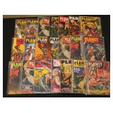 #2001 Planet Stories Pulp Lot incl. The Sound of Thunder, etc.