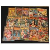 #2003 Thrilling Wonder Stories Pulp Lot incl. Man From the Stars, etc.