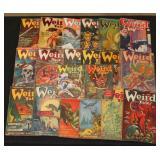 #2004 Weird Tales Pulp Lot incl. A New Lovecraft, etc.