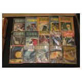 #2007 Astounding Science Fiction Pulp Lot incl. Nightfall, etc.