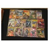 #2011 Various Pulps lot incl. Planet Stories, Fantasy,