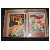 #2061 Lot of 14 Comics incl. Ghost, Amazing adventures,