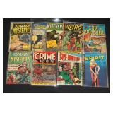 #2063 View #2- Crime, Cow Puncher, Witchcraft, Etc.