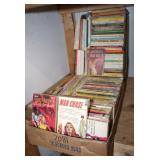 #2081 Paperback Novels, incl. Barefoot Blondie, Carnival Lust,