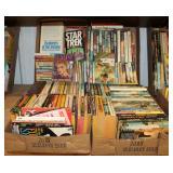 #2088 Science Fiction/Fantasy paperbacks