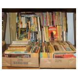 #2091 Science Fiction/Fantasy paperbacks lot