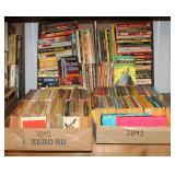 #2092 Science Fiction/Fantasy paperbacks lot
