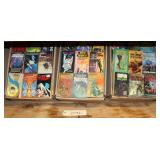 #2096 Large paperback book lot incl. Demon Rider, Amazons 2, etc.