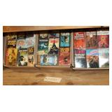 #2100 Large paperback book lot incl. Soldier Ask Not, The big 50, etc.
