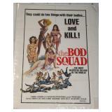 "#2075 ""The Bod Squad"" Original Movie Poster"