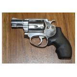 Round Revolver SER # R71872