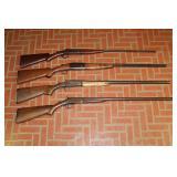 Nice selection of Long Guns