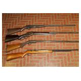 Estate Collection of Firearms