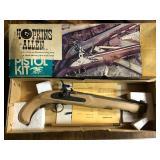 Hopkins and Allen Pistol Kit