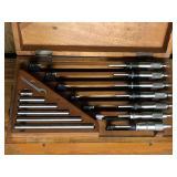 Japanese Micrometer set