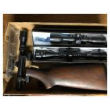 Misc. Rifle scopes w/ boxes