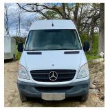 2012 Mercedes-Benz 3500 Diesel Sprinter Work Van