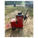 Dayton Steam Cleaner