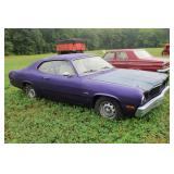 1973 Plymouth Duster 340 4 speed