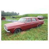1965 Dodge Dart 4 door w/ 225 slant 6