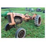 1939 Allis Chalmers Model WC Tractor- parts