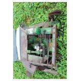 John Deere LUC Motor- Combine Parts