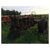Narrow Front Tractor SER# 112163N