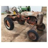 1941 Allis Chalmers Model B Wide Front Tractor